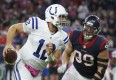 Los Colts dominan a los Texans