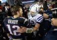 Andrew Luck busca derrotar a Manning y Brady en una misma Postemporada
