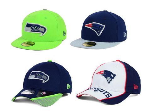 Le ponen variedad a gorras del Super Bowl  18decb4fe33