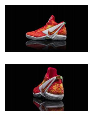 Nike Air Max effort