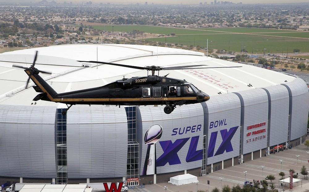Super Bowl Security