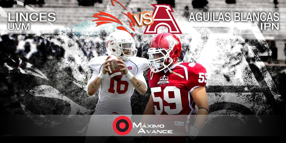 Aguilas Blancas vs Linces UVM