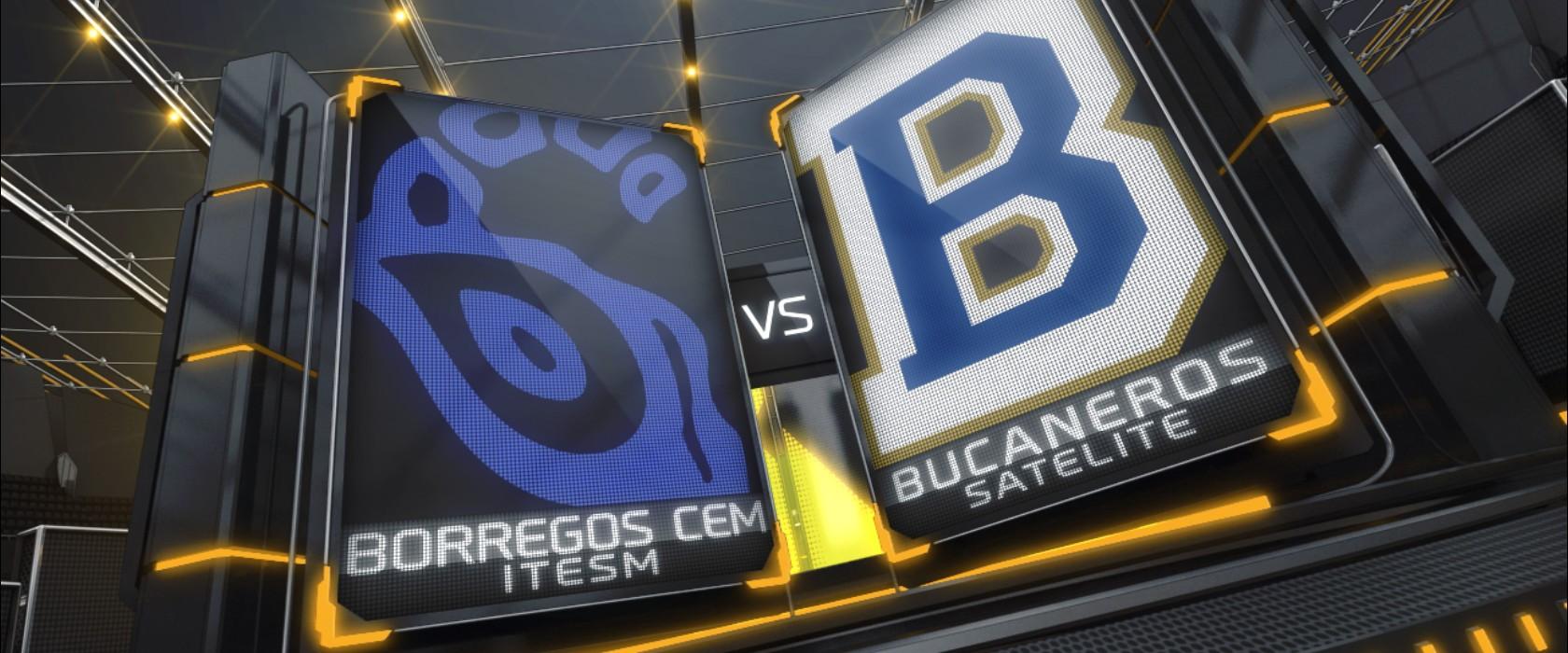 Borregos CEM vs Bucaneros