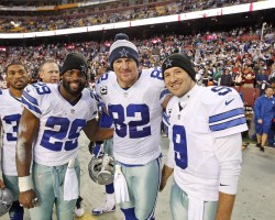 Tony Romo y DeMarco Murray