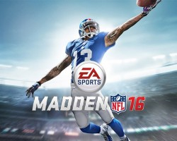Odell Beckham Jr Madden NFL 16