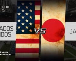 EUA vs JAP