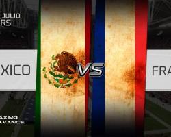 MEX vs FRA