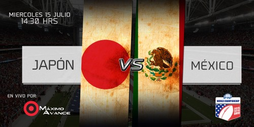 japon vs mexico