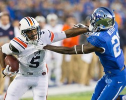 Auburn vs Kentucky