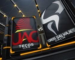 Tecos vs Toros Salvajes