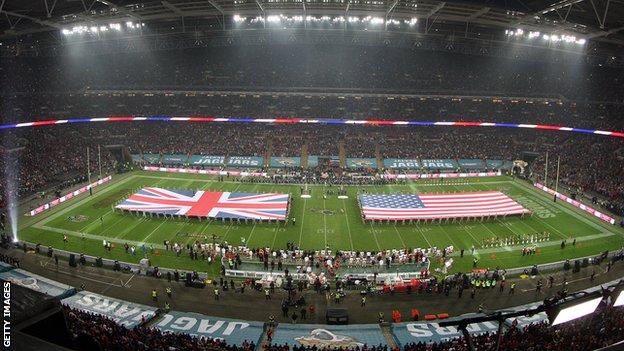 NFL en Europa