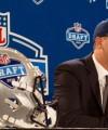 Jared Goff fue seleccionado con el primer pick en el Draft 2016 por Los Ángeles Rams.