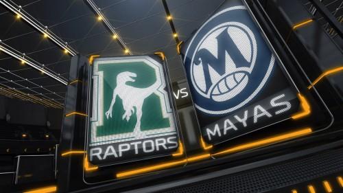 Tazón México Raptors - Mayas