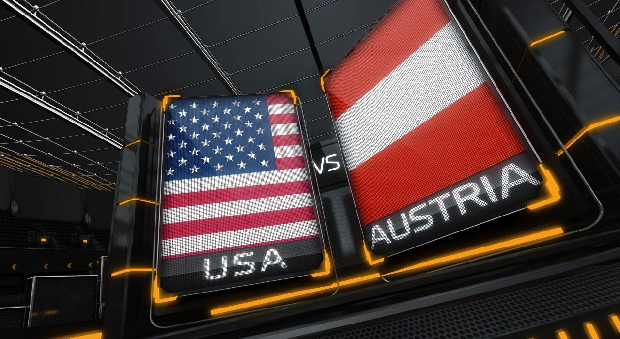 USA vs AUSTRIA