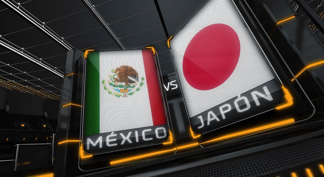 MEXICO vs JAPON