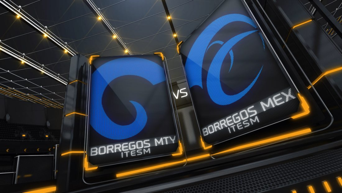 Borregos Monterrey vs Borregos México