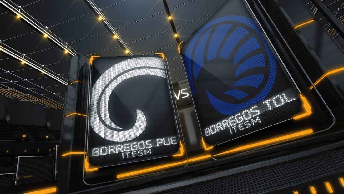 Borregos Puebla vs Borregos Toluca