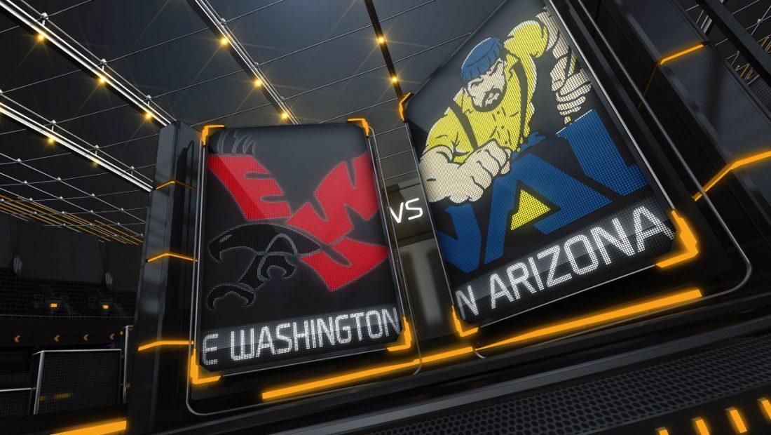 Eastern Washington vs Northern Arizona