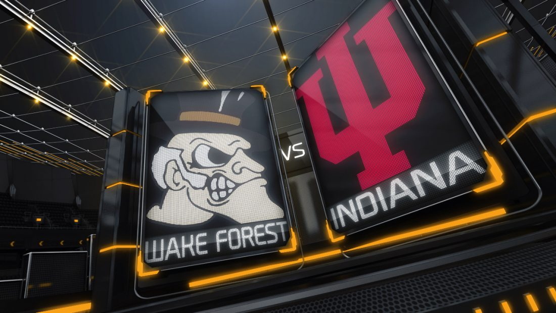 Wake Forest vs Indiana