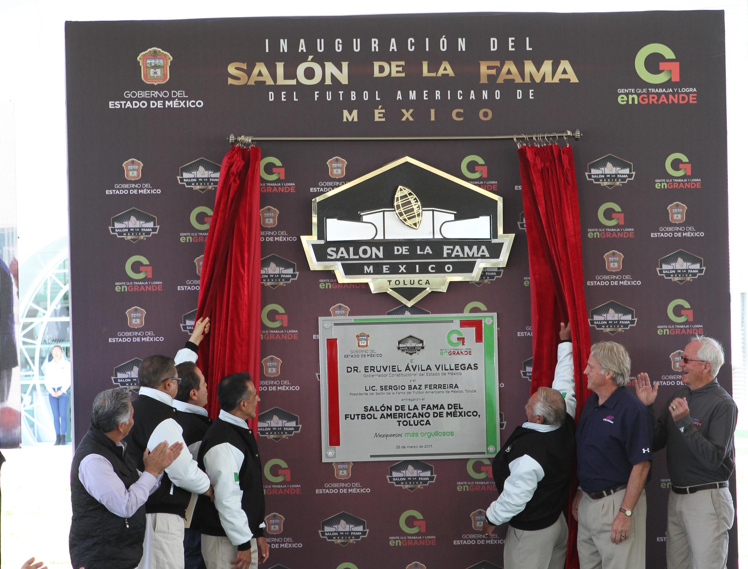 FBA México inaugura El Salón de la Fama  f3973890b54