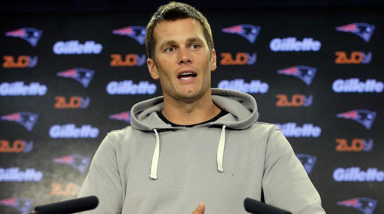 Tom Brady a los Bucs