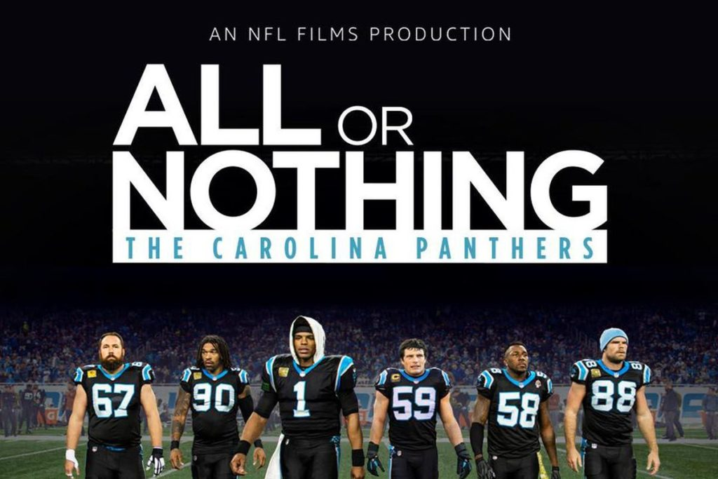 All or Nothing: The Carolina Panthers