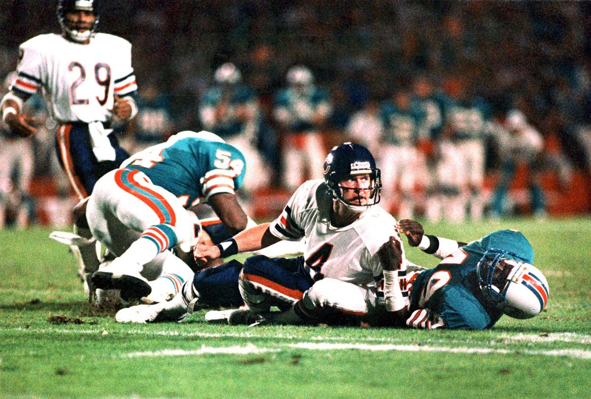 Chicago vs Miami 1985
