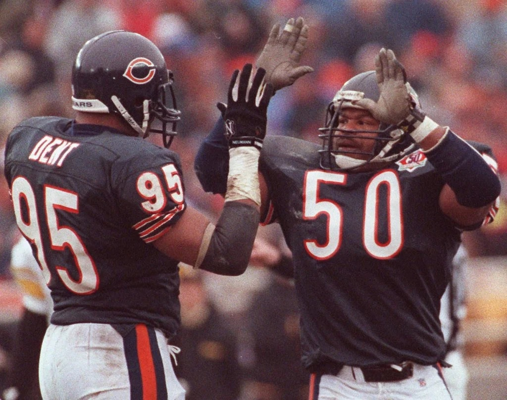 Bears 1985 defense