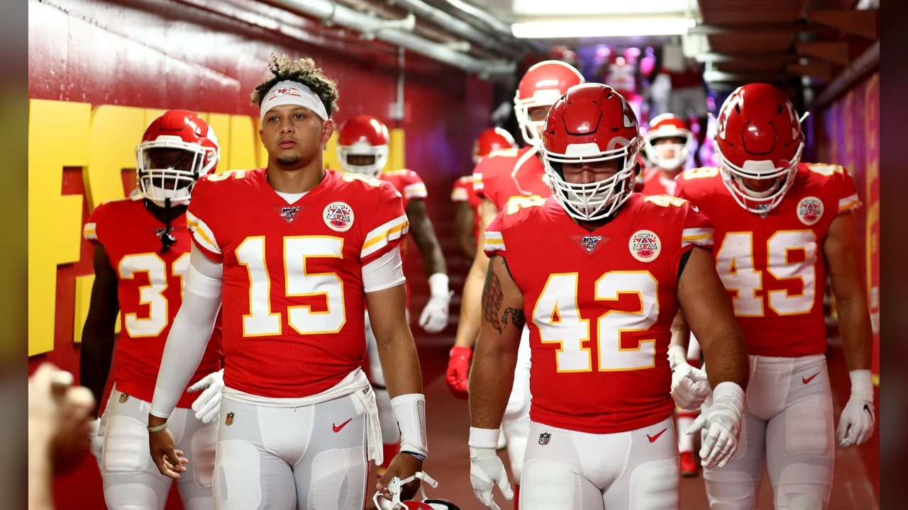 Chiefs, preseason
