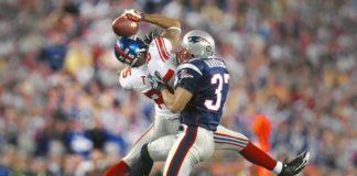 David Tyree, The Helmet Catch