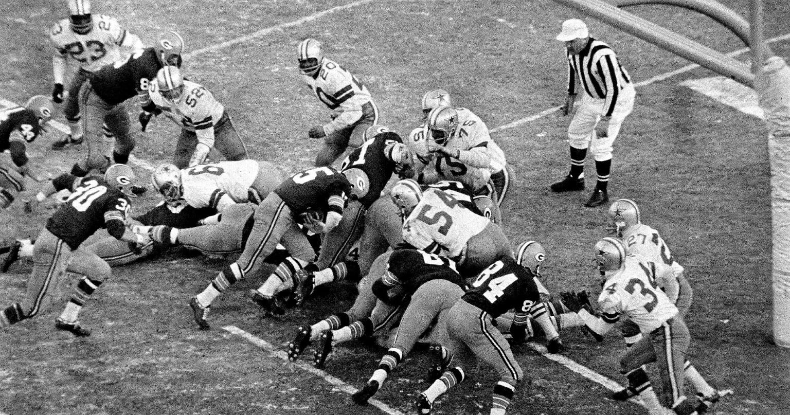 Ice Bowl 1967