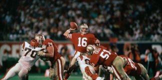 Joe Montana, Super Bowl XXIII