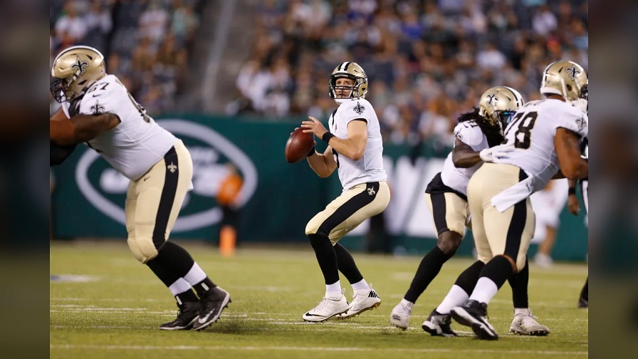 Saints, preseason