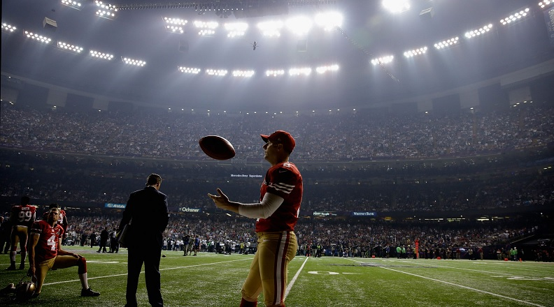 Super Bowl XLVII, apagón