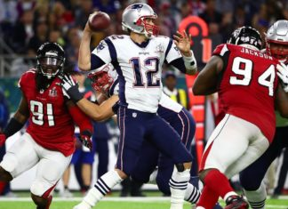 Tom Brady, Super Bowl LI