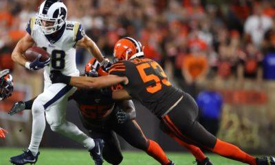 Cooper Kupp vs Browns