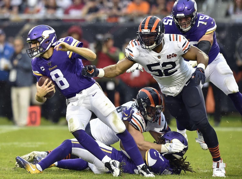 Khalil Mack vs Vikings 2019