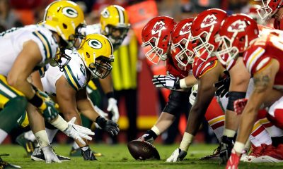Packers vs Chiefs 2019
