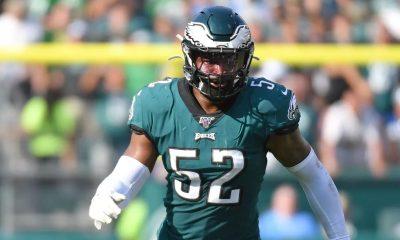 Zach Brown, Eagles