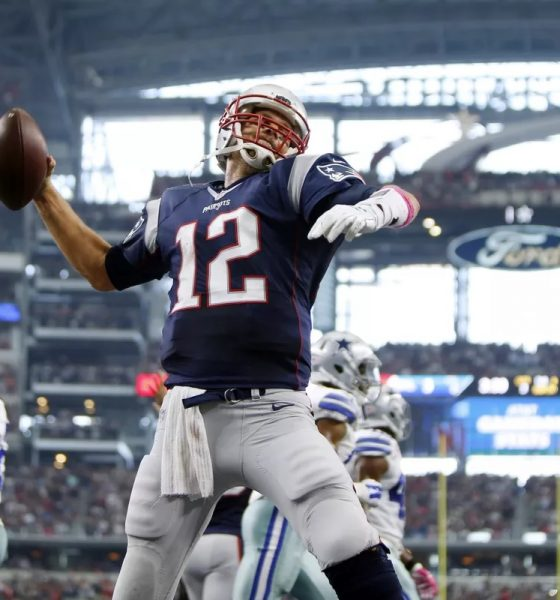 Cowboys vs Patriots