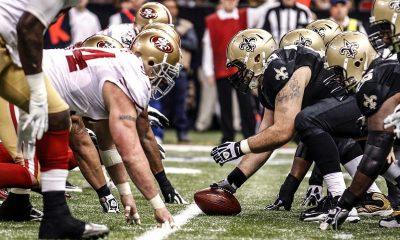 49ers vs Saints