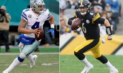 Cowboys y Steelers, para playoffs 2019