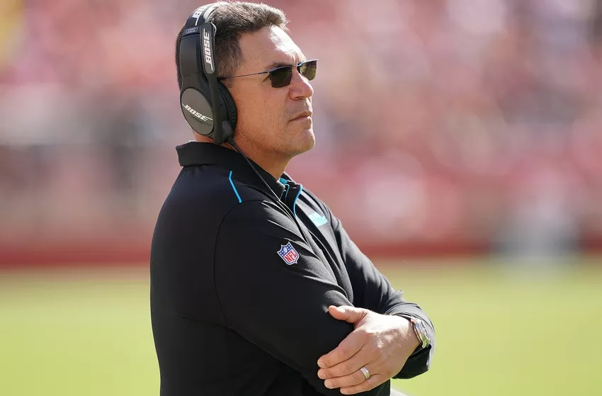 Ron Rivera, Washington Coach