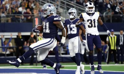 Zeke Elliott vs RAMS
