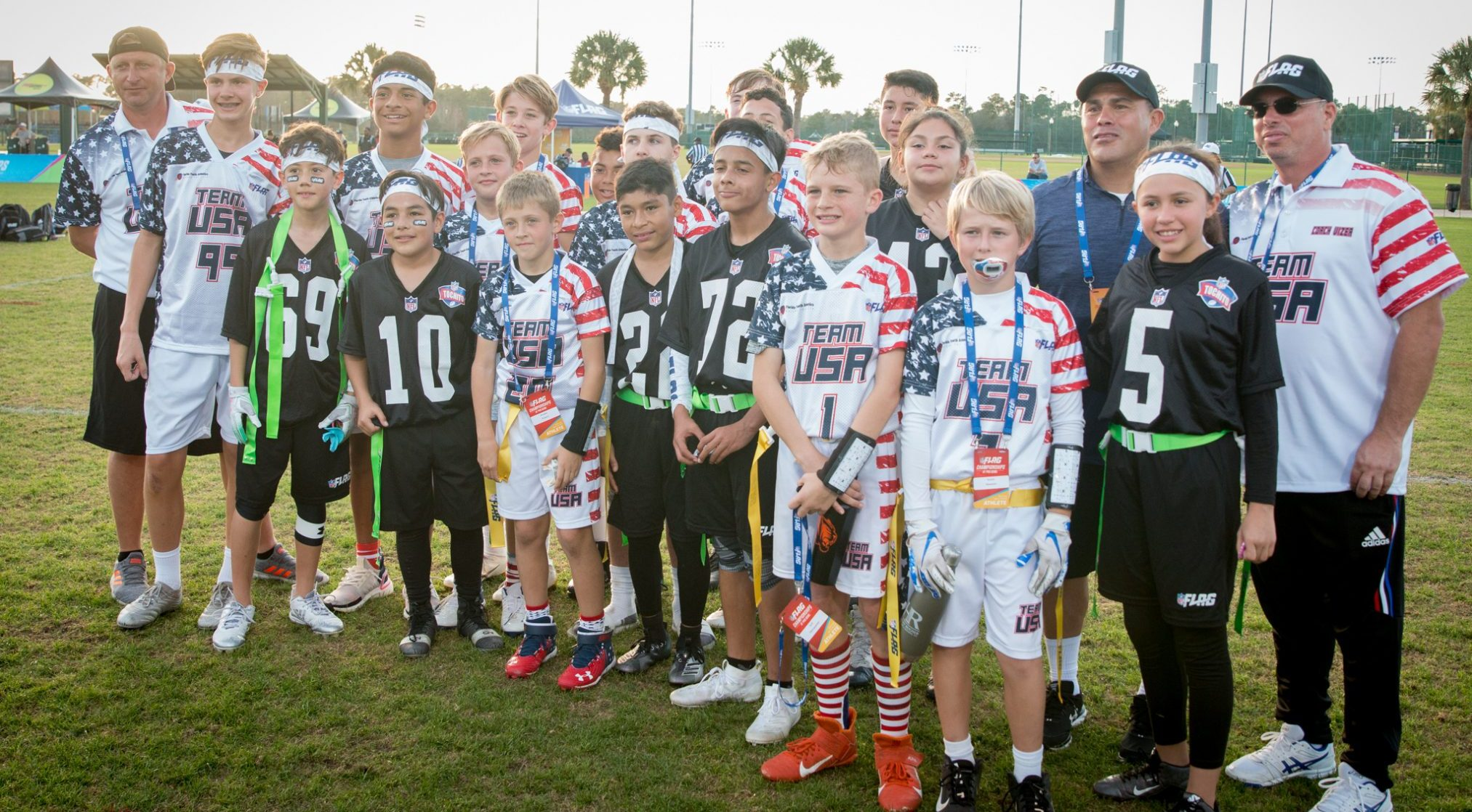 Flag Football en World Games 2022