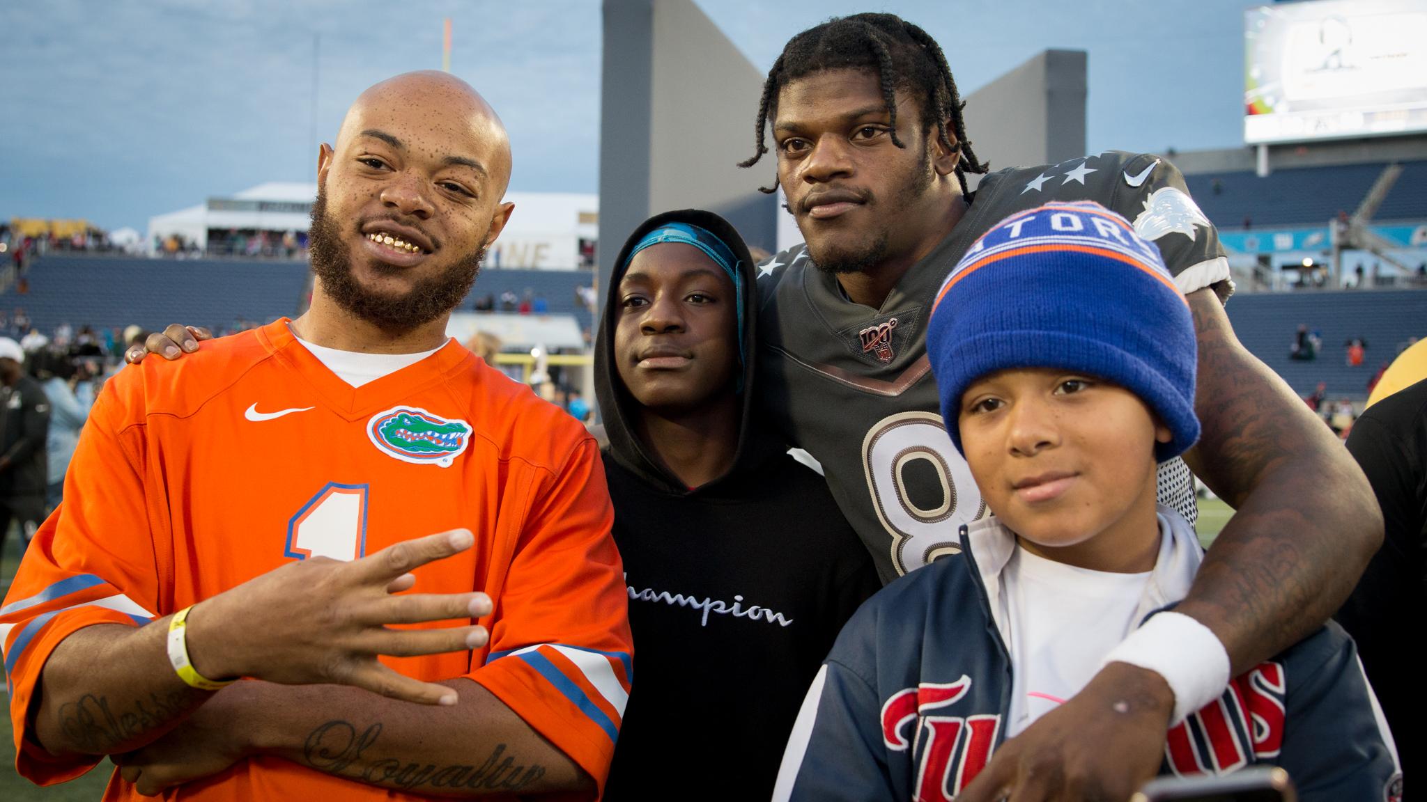 Lamar Jackson, Pro Bowl 2020