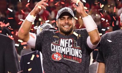 Jimmy Garoppolo NFC Champion