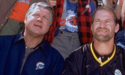 Jimmy Johnson y Bill Cowher