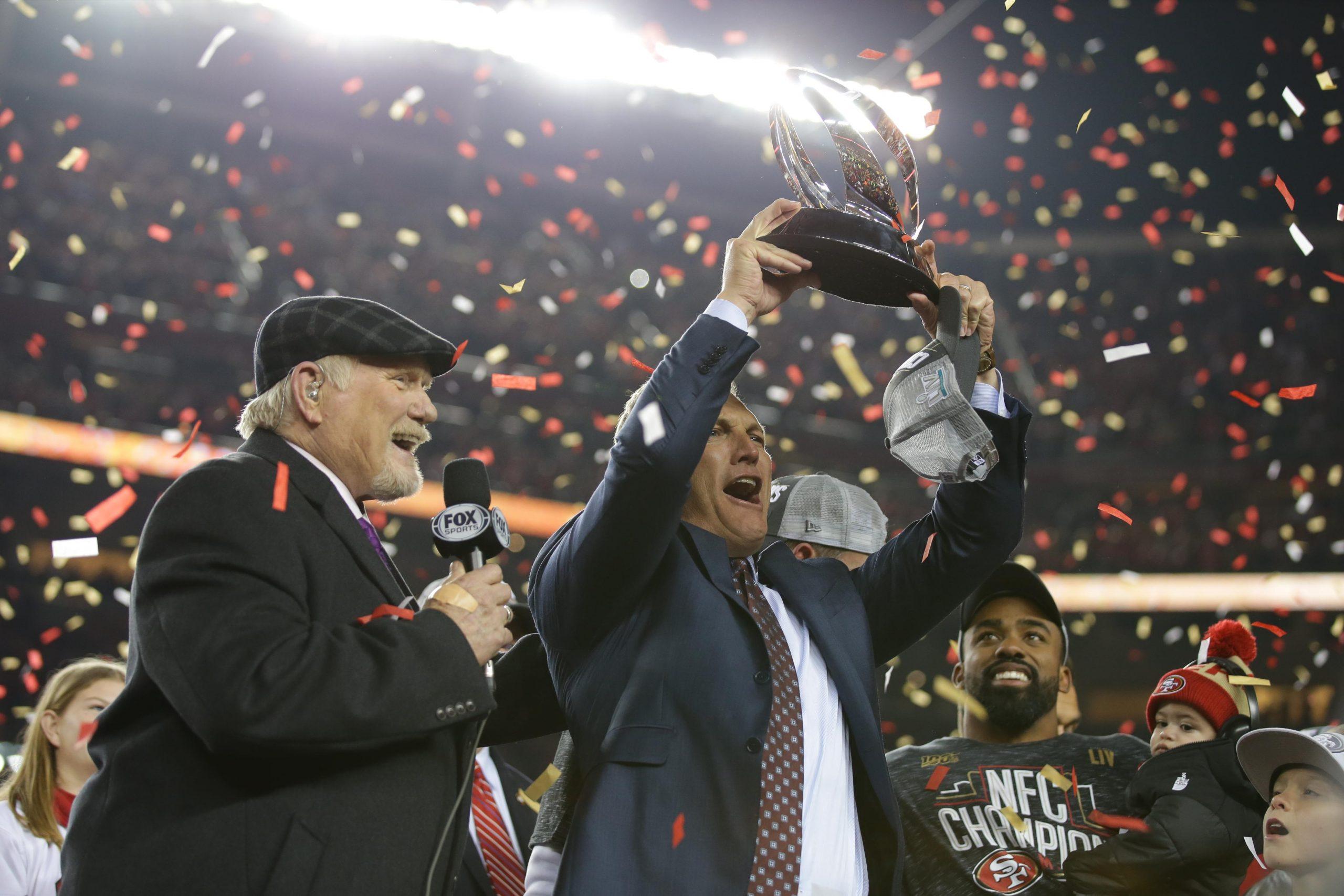 John Lynch y los nuevos 49ers