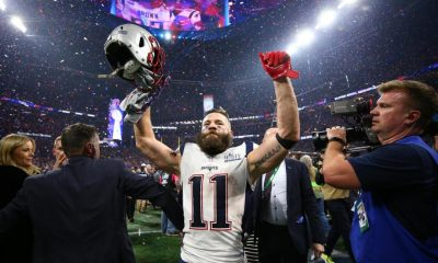 Julian Edelman, Super Bowl LIII